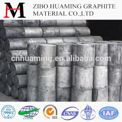 High Purity Graphite Cylinders/Graphite Blocks for Self-lubricating Bearing