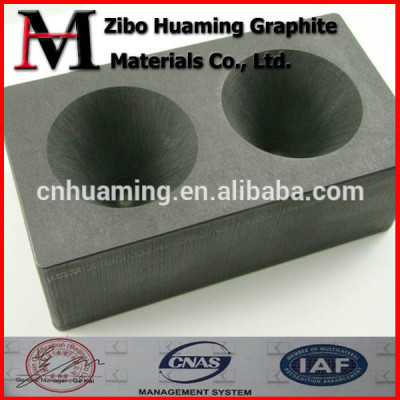 graphite mould for glass casting industry