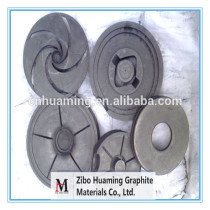 high purity die-formed molded isotropic Graphite blocks for sale