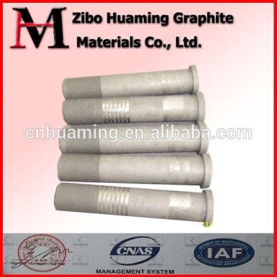 High pure casting graphite mold