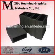 graphite die for continuous casting