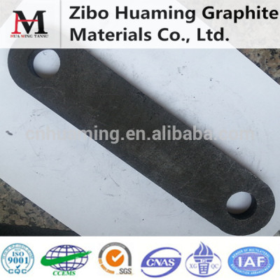 Graphite connection plate