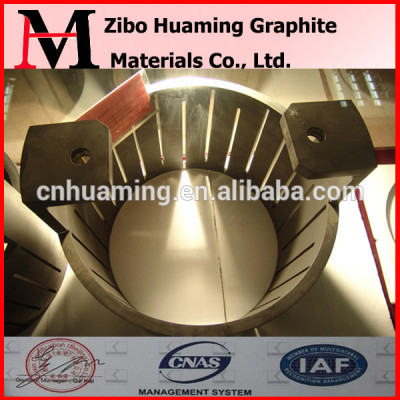 resistance graphite heater for Industry