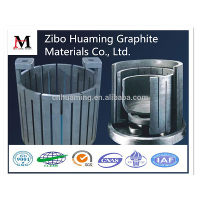 China manufacture Thermal resistant Carbon Graphite Heating Elements