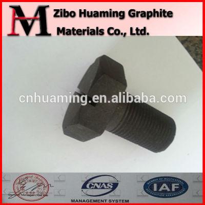graphite screw bolt/graphit fasteners/graphtie part