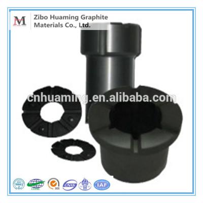 China Manufacturer Self-lubricating Graphite Bearing