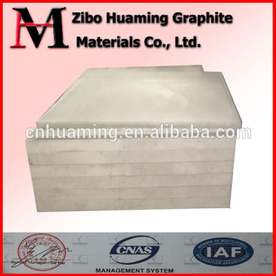 High Density Carbon Graphite Plate