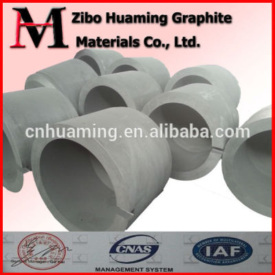 high quality graphite crucible with high purity