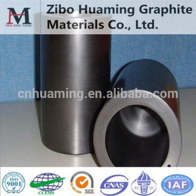 Variety of Graphite Crucibles for melting aluminium