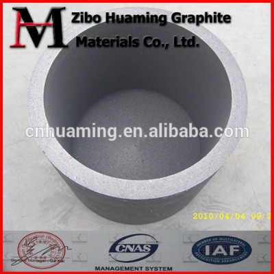 High Purity Graphite Casting Melting Crucible