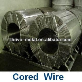 aluminium alloy cored wire for sale