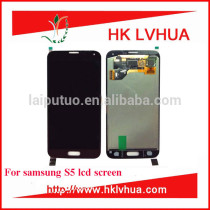 original new LCD for samsung galaxy s5 lcd digitizer assembly
