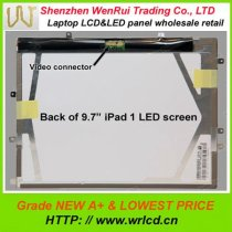 LP097X02(SL)(A5) Screen Display for IPAD1 Original NEW A+