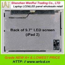 9.7'' 1024*768 FOR IPAD1 LP097X02(SL)(Q1) IPAD 2 9.7'' Screen display Original NEW A+
