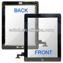 NEW Black Panel Digitizer Touch Screen LCD Glass For iPad 2 A1395 A1396 A1397