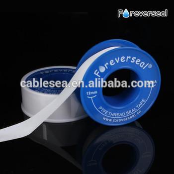 Baixo preço PTFE fita veda rosca tubo de threads com fita de PTFE
