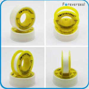 12 mm Ptfe ruban hermétique fil parfait pour l'eau raccords de tuyauterie