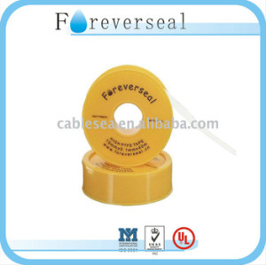 Haute pression 12 mm d'eau ptfe ruban fil