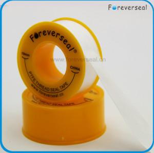 Selo fita de PTFE para encanadores e instaladores de tubos 19 mm fita de PTFE