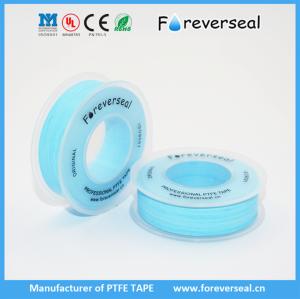 Doğal gaz için mavi PTFE bant