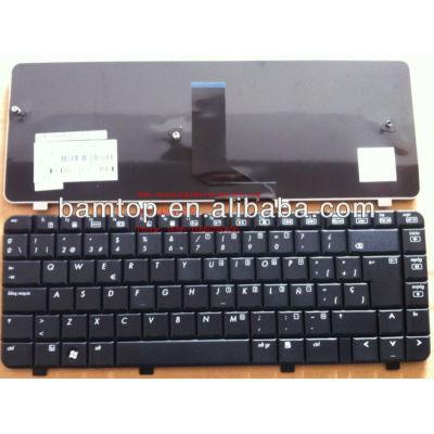 Spanish Laptop keyboard for HP COMPAQ CQ40 Spanish keyboard