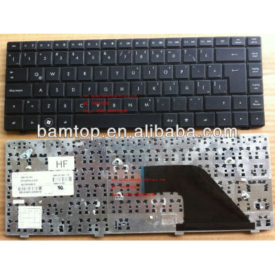 Spanish keyboard for COMPAQ CQ320 Spanish notebook keyboard for HP 420 Spanish keyboard FOR HP LATIN LAPTOP KEYBOARD