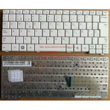 Spanish keyboard for Samsung N148 N150 White Spanish Laptop keyboard for Samsung teclado LA Latin keyboard for Samsung