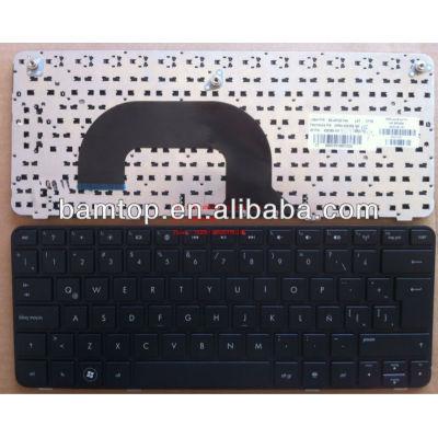 Latin laptop keyboard for HP DM1-3000 black frame black color LA laptop keyboard 626389-161 635318-161 laptop keyboard