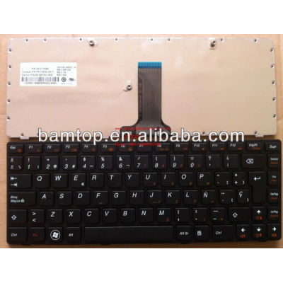 Spanish keyboard for Lenovo G470 Spanish keyboard teclado for Lenovo Spanish laptop keyboard Latin keyboard for Lenovo
