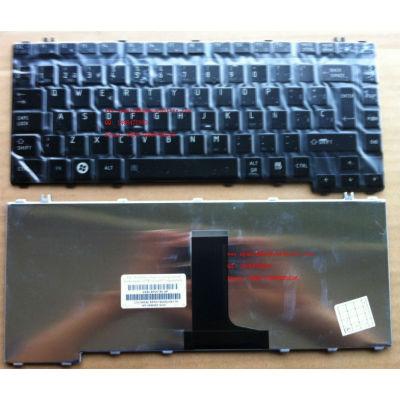 Spanish Laptop keyboard SP/LA for Toshiba A200 M200 A300 M300 Glossy black SP MP-06866E0-9204 AEBL5P00150-SP Laptop keyboard
