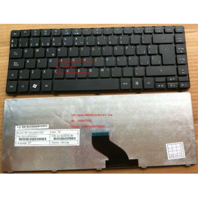 3810T SP laptop keyboard For ACER aspire 3810 4741 4736 4738 Black Spanish laptop keyboard