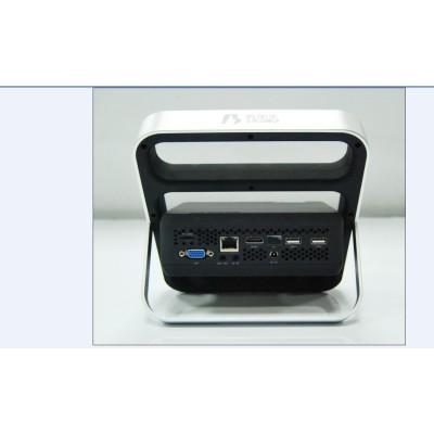 Portable 800 Lumens support Miracast Wireless Wifi 1080P HD Mini Projector