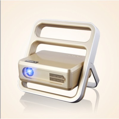 Perfect effect led multipurpose portable smart projector