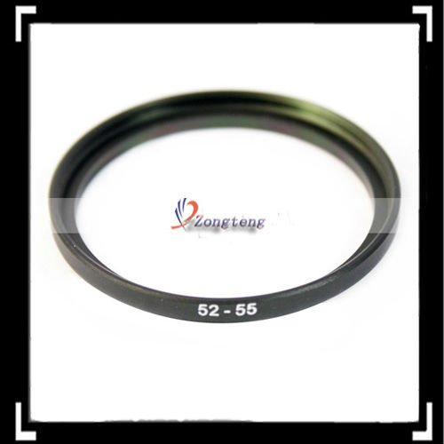 52-55mm Camera Step Up Filter Lens Mount Adapter Ring