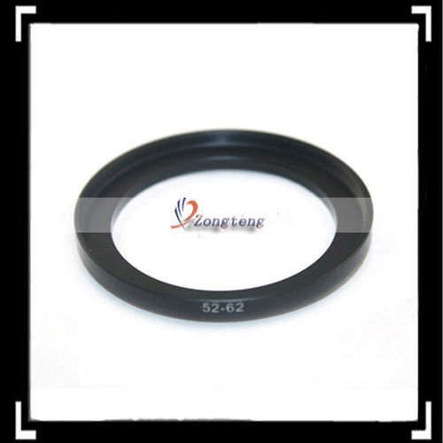 52mm-62mm Step Up Ring Filter Stepping Adapter