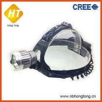 high power rechargeable led cree xml t6 headlight HT-HL038
