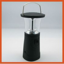 HT-dynamo rechargeable 6 led camping lamp