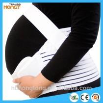 pregnant women dresses -White Maternity pregnancy support belt abdominal band