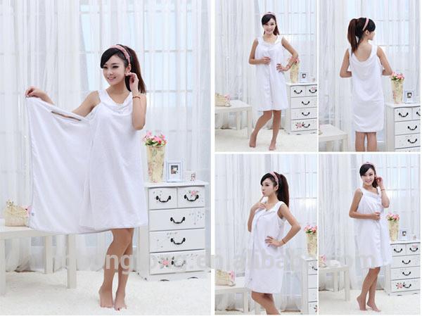 2014 hot sale Polyester Fiber 70*140cm Soft Bath Towel