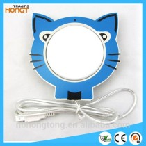 cat design USB Hubs Coffee Cup warmer Tea Heater