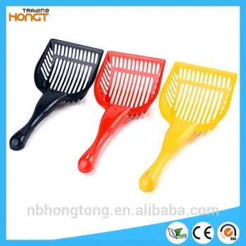 Plastic Cat Litter Shovel for small animals pets