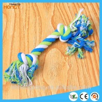 Cotton Rope Pet Toy with tennis for chewing