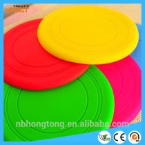 Silicone Pet Dogs Flying Disc