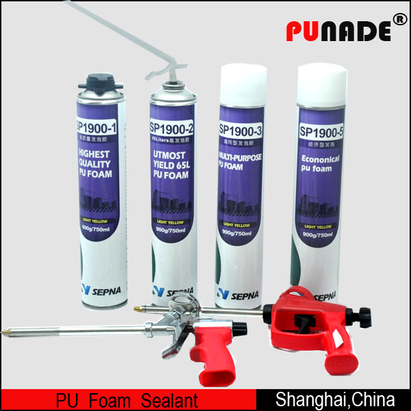 High Quality Low Price Waterproof Construction Adhesive