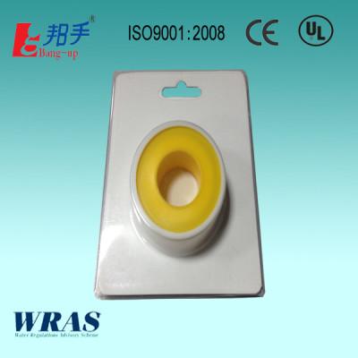 100% PTFE tape backer card with slide on blister