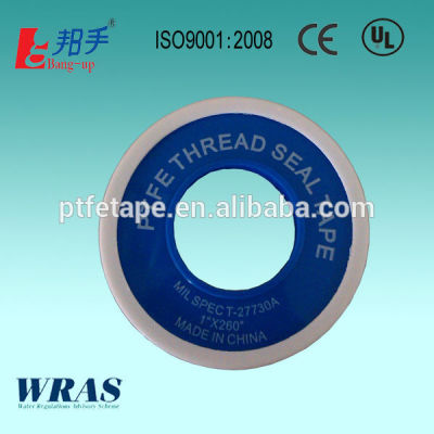 Seal Tape UL, WRAS, CE, ISO 9001