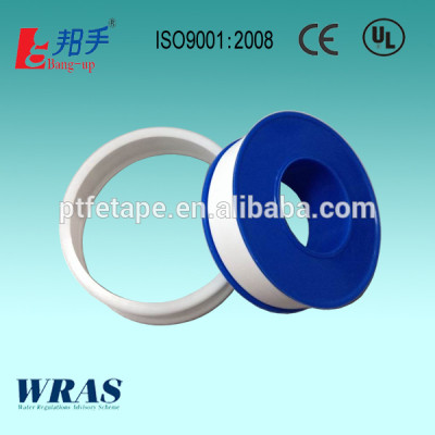 Pink White Blue Teflon Tape With UL, CE, ISO 9001 Certified.