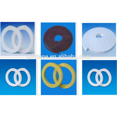 100% Pure Virgin PTFE Packing With UL, CE, ISO ,Certficates