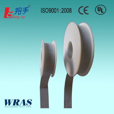 Nickel filled PTFE thread seal tape for stainless steel