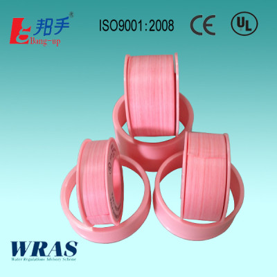 Pink premium PTFE tape